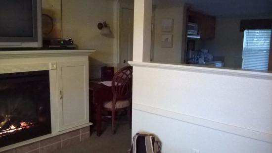 InnSeason Harborwalk Resort: In one of the older rooms