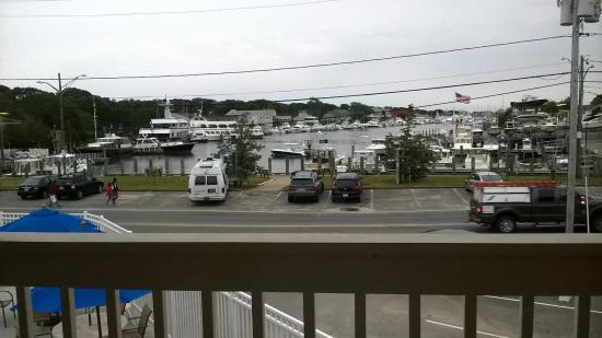 InnSeason Harborwalk Resort: View from the room