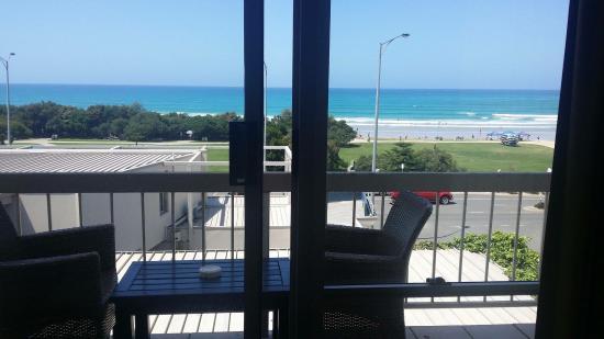 Lorne, Australia: Balcony view