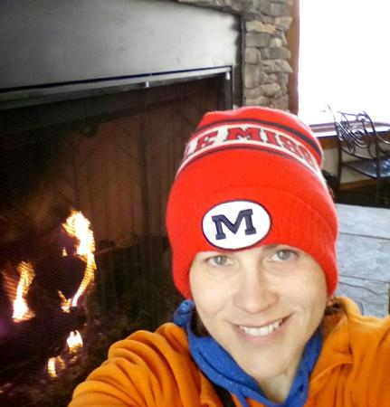 The Inn at Solitude: Solitude Fireside Selfie