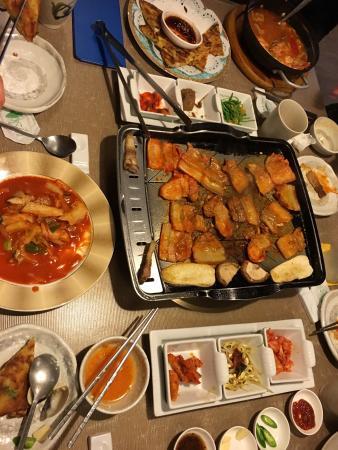 Hantegak Korean Cuisine