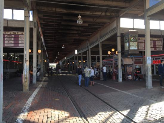 Fort Worth Stockyards National Historic District : photo1.jpg