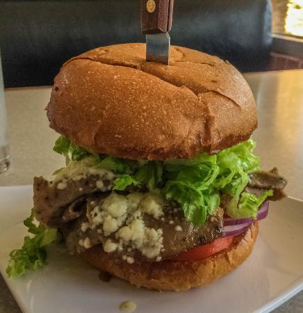 Redlands, CA: Greek Burger