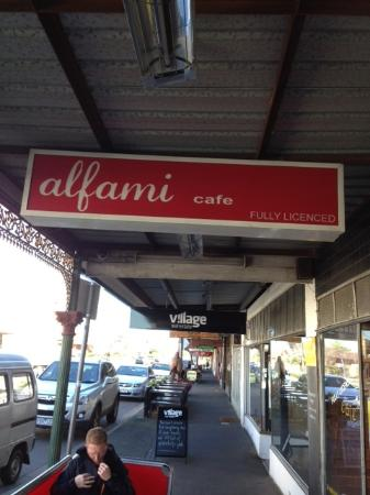 Alfami Cafe