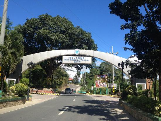 Bulacan Province, Filippinerna: Welcome Arc.