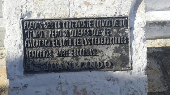 Gracias, Honduras: Fuerte San Cristobal