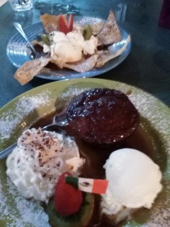 Caloundra, Australië: Desserts