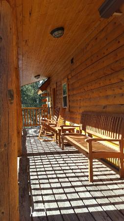Nathrop, CO: Wonderful cabins!