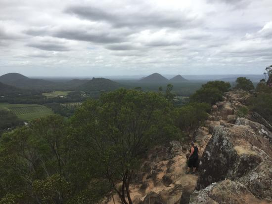 Glass House Mountains Photo