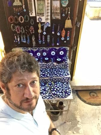 Avicenna Hotel: love their handicrafts!!!