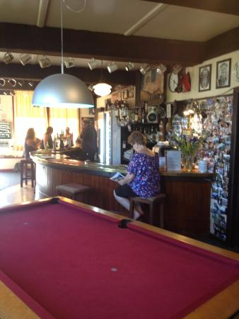 great pool table and bar picture of formerly the blackball hilton rh tripadvisor co nz