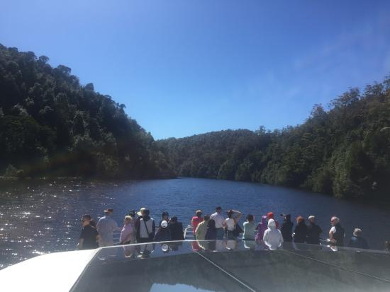 Strahan, Australia: Gordon River