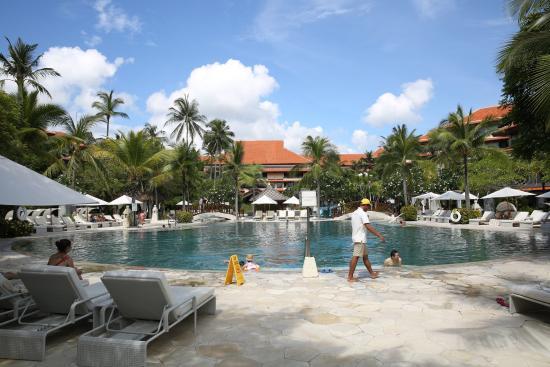 Hotel Rooms in Nusa Dua  The Westin Resort Nusa Dua Bali