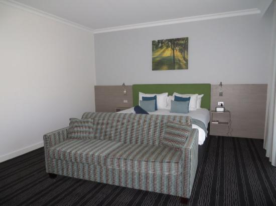 The Vines, أستراليا: Huge room