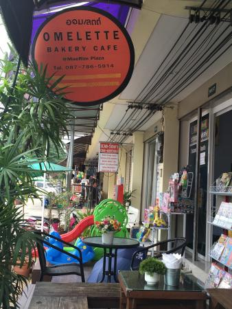 Omelette Bakery Cafe
