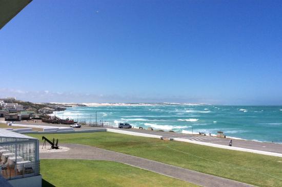 Arniston, Republika Południowej Afryki: The view from our balcony