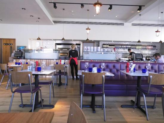Het Interieur Picture Of Pizza Express Inverness
