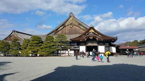 Ninomaru palace - Picture of Nijo Castle, Kyoto - TripAdvisor