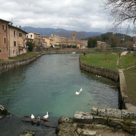 Province of Rieti, Italia: Ponte Romano di Rieti