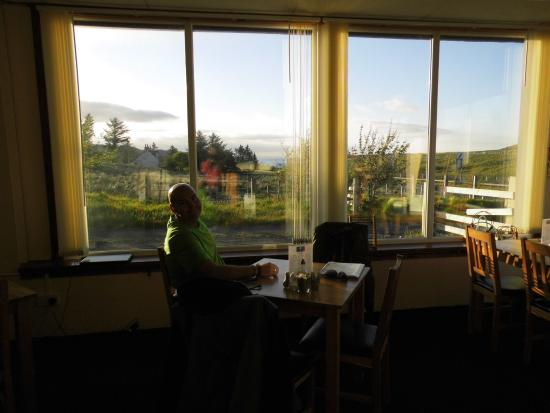 Staffin, UK: Mooi uitzicht