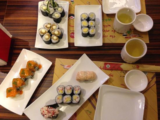 sushi bar indonesia jakarta restaurant reviews phone number rh tripadvisor com