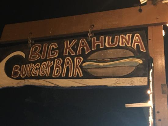 Kahuna Burger Bar and Grill : photo0.jpg