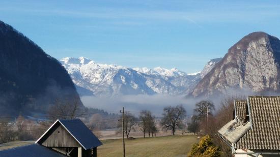 Srednja vas v Bohinju, Slovenien: 20160206_094056_large.jpg