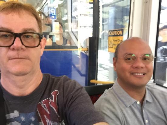 Марион, Австралия: 40 min bus trip to Marion