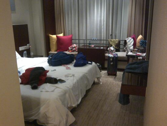 Mercure Wanshang Beijing: Room