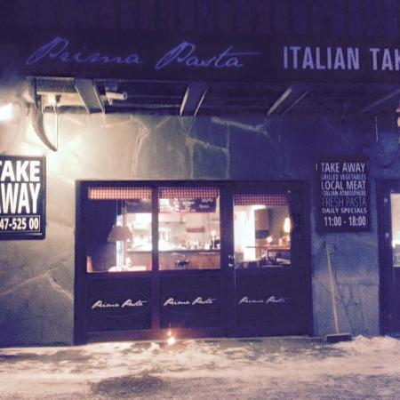 Are, السويد: Prima Pasta