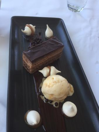 Cronulla, Australia: A choc lovers dessert