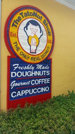 Ocean Springs, Μισισιπής: The Tatonut Shop