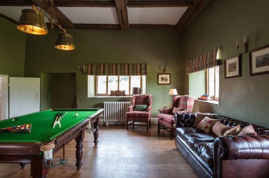 Saxmundham, UK: Bruisyard Hall