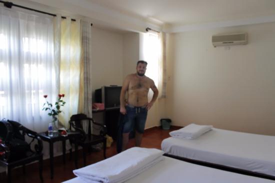 Blue Star Hotel: номер 203, люкс