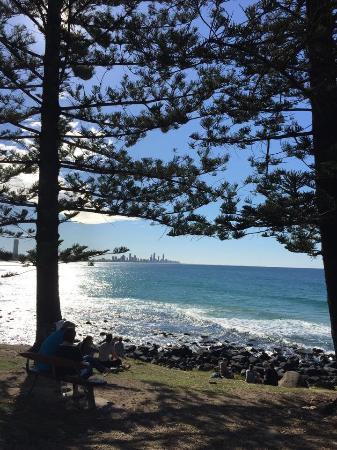 Burleigh Heads, Australia: Burleigh Headland