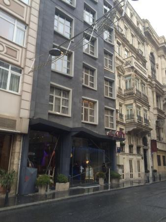 Gambar Pera Tulip City Hotel