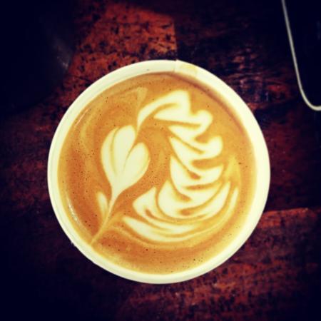 Henley Brook, Australien: Latte Art from our Master Baristas
