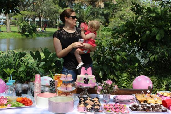 first birthday party for our grand daughter at botanical gardens in durban picture of durban