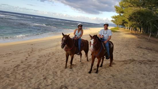 Waialua, Hawaje: beach photo