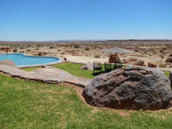 Cañón Fish River, Namibia: Beautiful view.
