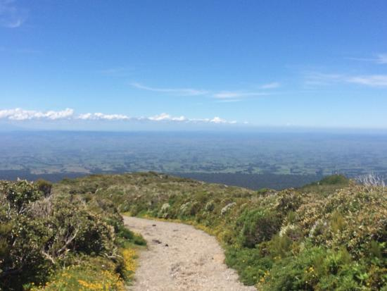 New Plymouth, Nova Zelândia: Mount Taranaki