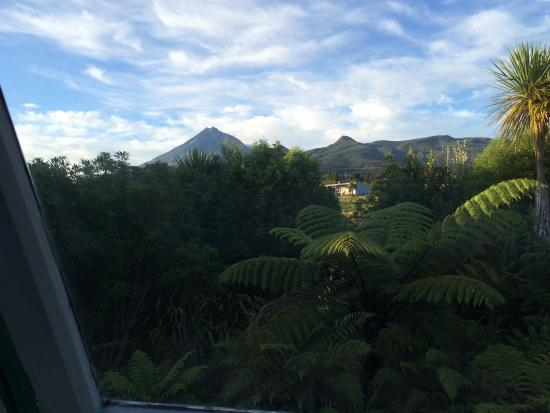 New Plymouth, Yeni Zelanda: Mount Taranaki