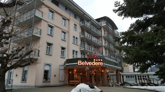 ホテル ベルベデーレ グリンデルワルド Picture