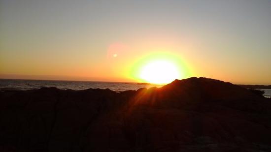 Paternoster, Afrika Selatan: Time for a sundowner