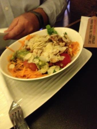 Parramatta, Australia: Super salad. I recommend as the best value