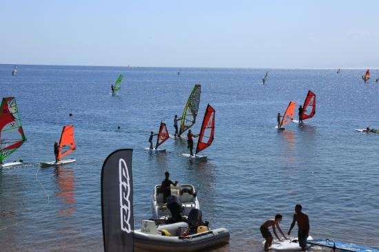 Sinaí Sur, Egipto: Lagoon view