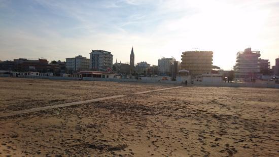 Villa Luigia : Beach Area