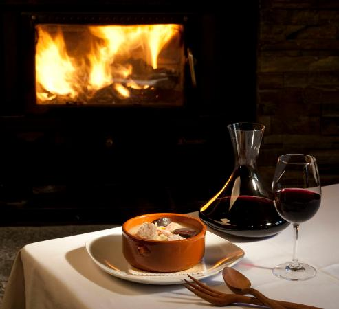 Erill La Vall, Espagne : cocina casera actualizada.. DESDE 1943