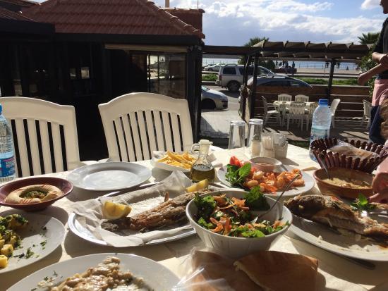 Beit Al Samak: On a beautiful sunday
