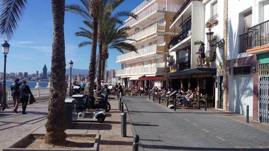 Balcon del Mediterraneo: Places to sit and have a relaxing drink